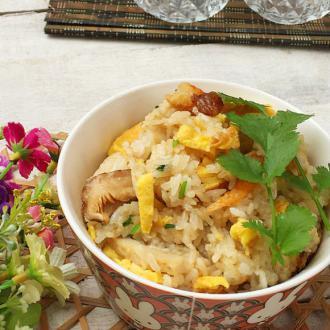 什锦糥米饭