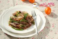 黑椒洋葱青椒炒牛肉的做法步骤9