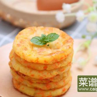 宝宝辅食食谱  土豆鳕