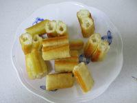 菠萝油条虾的做法步骤6