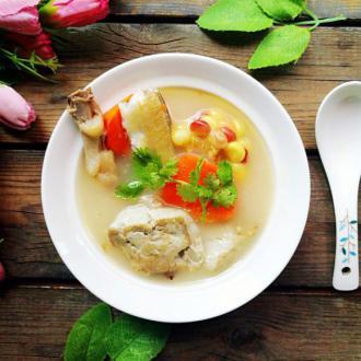 沙尖鱼豆腐汤