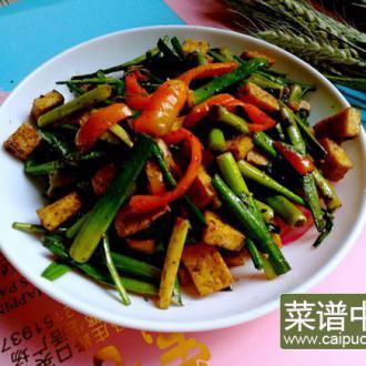 香辣脆豆腐