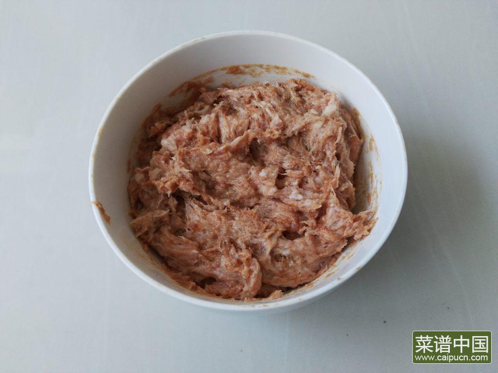 冰花煎饺的做法步骤5