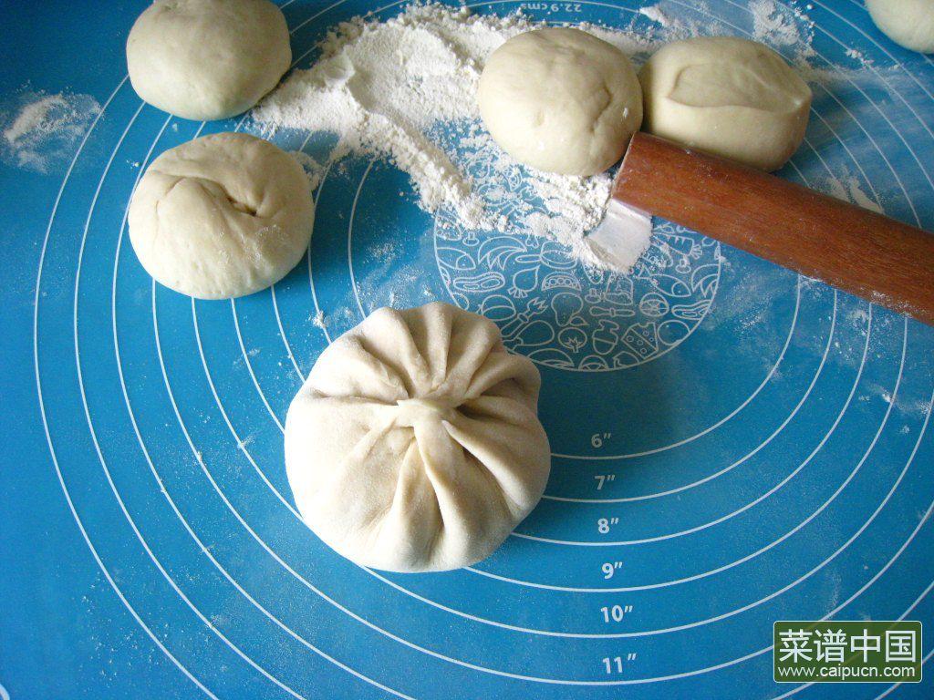 韭菜粉丝包的做法步骤10