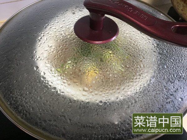 蒜蓉粉丝蒸虾的做法步骤8