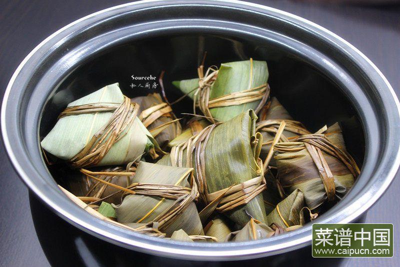碱水粽的做法步骤8
