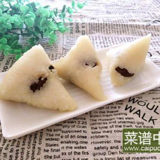 【享受餐桌】小枣糯米