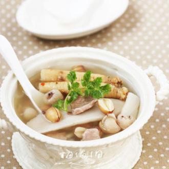 参莲山药汤