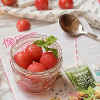 糖渍小蕃茄