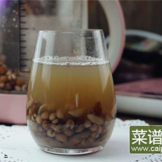 百合薏米红豆汤