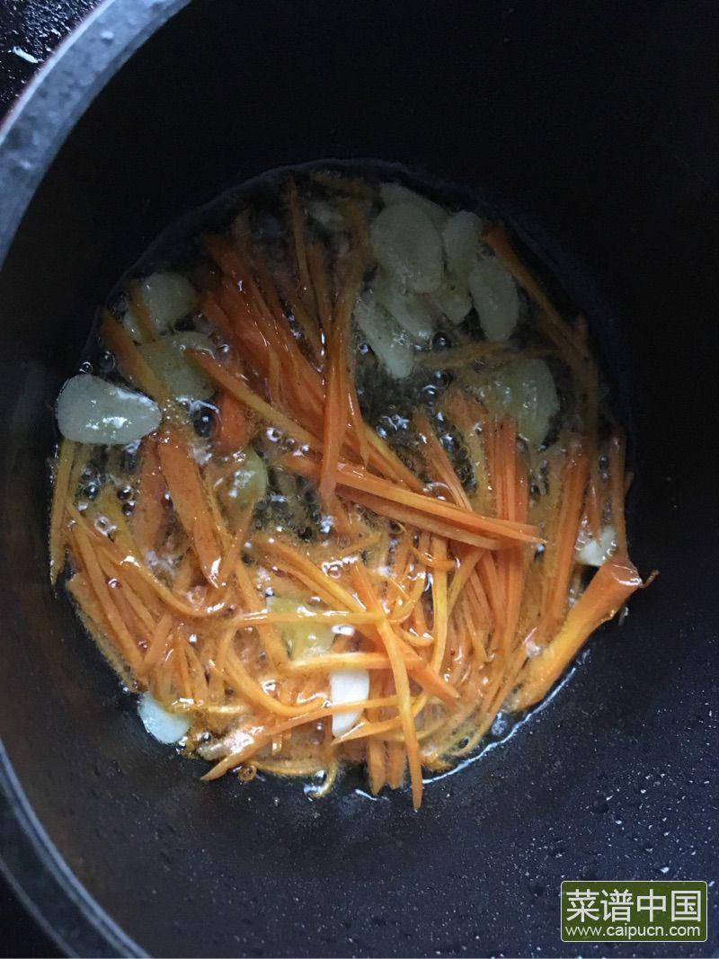 素炒土豆丝的做法步骤5