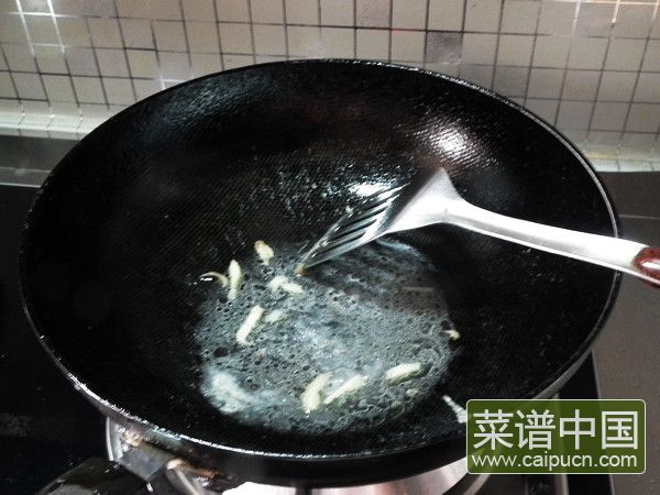 香瓜虾球的做法步骤9