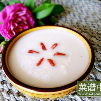 绿豆高粱米花生米糊