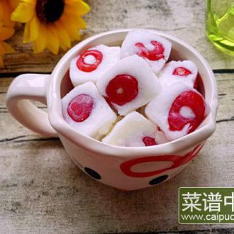樱桃小奶冻