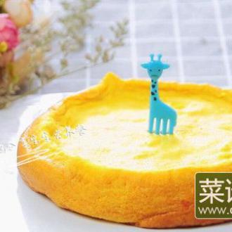 电饭锅胡萝卜蛋糕