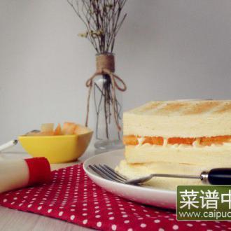 蜜瓜三明治