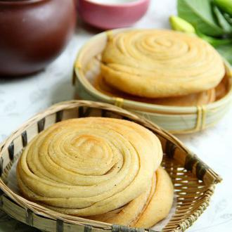 #盛夏餐桌#盘瓤饼
