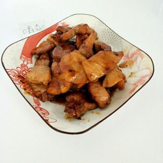 蜜酱红烧肉