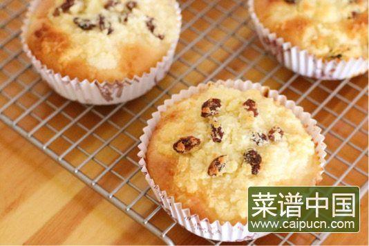 葡萄干椰蓉泡浆面包的做法步骤16