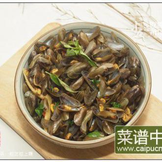 #盛夏餐桌#薄壳炒沙茶