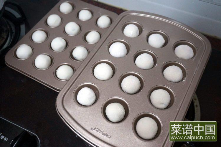 椰汁黑芝麻汤圆的做法步骤7
