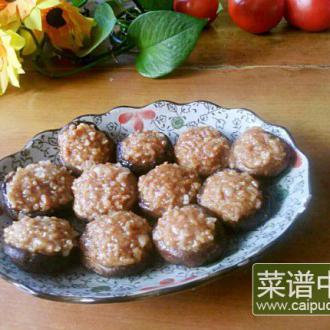 香菇糯米酿