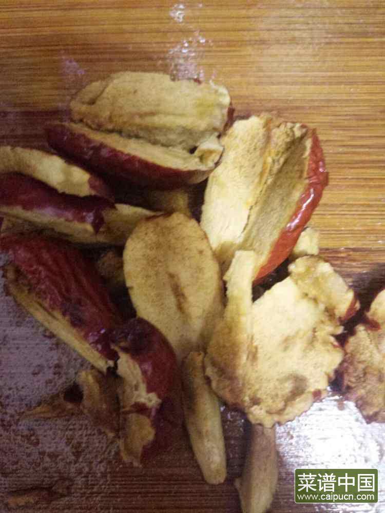 紫薯燕麦豆浆的做法步骤4