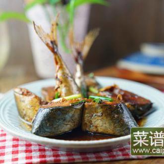 酱香马鲛鱼