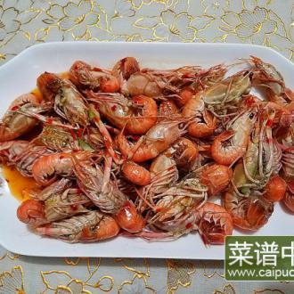 甜辣小龙虾