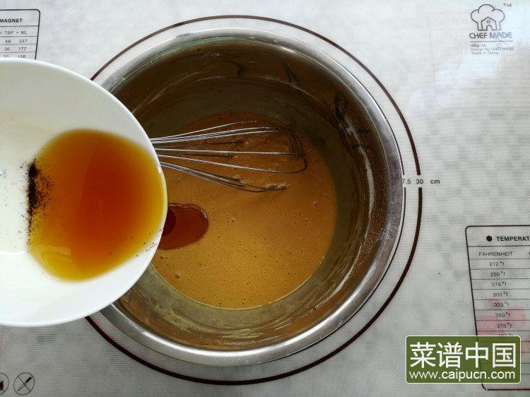 蜂蜜红茶费南雪(改良版)的做法步骤14