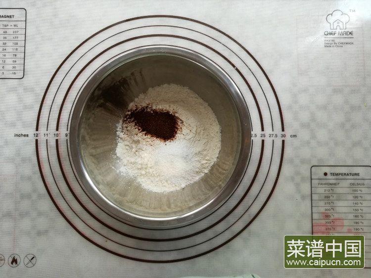 蜂蜜红茶费南雪(改良版)的做法步骤6