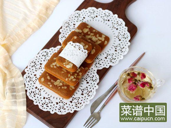 蜂蜜红茶费南雪(改良版)