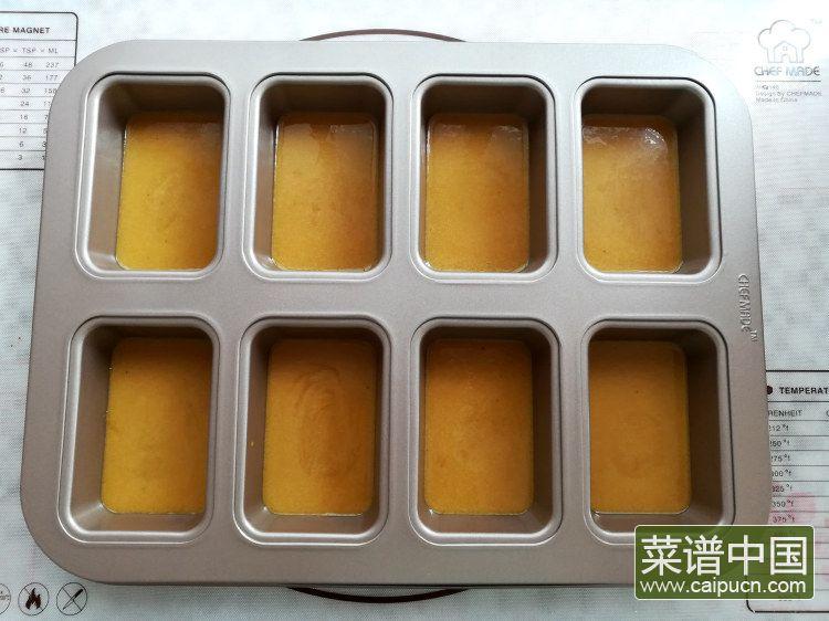 蜂蜜红茶费南雪(改良版)的做法步骤16