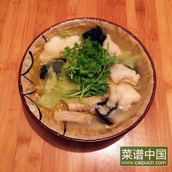 泡椒酸汤鱼的做法 步骤