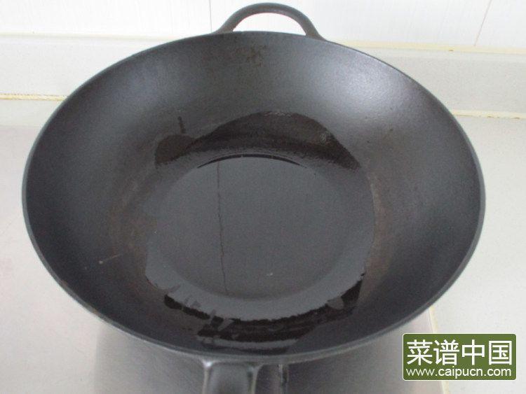 芦笋青椒凤尾虾的做法步骤6