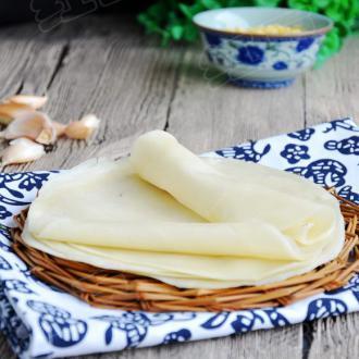 饺子皮荷叶饼