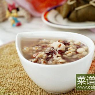 粽子薏米粥