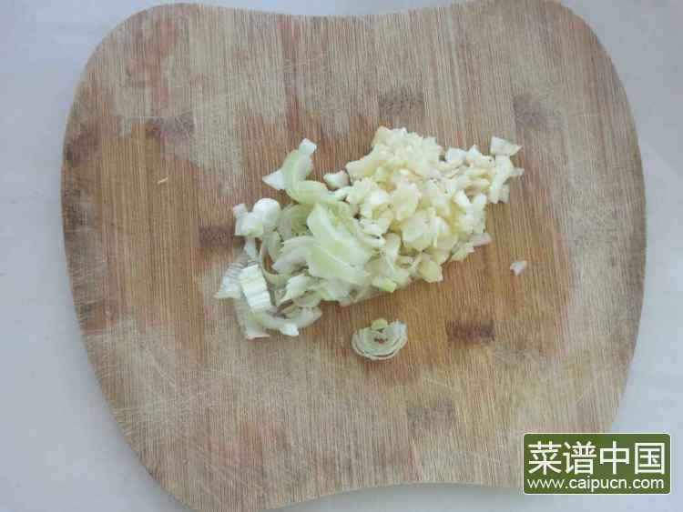 蒜蓉炒西兰花的做法步骤5