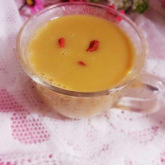 黄豆枸杞豆浆