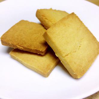 奶香曲奇饼干(饼干模