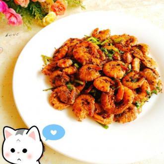 香辣脆皮虾