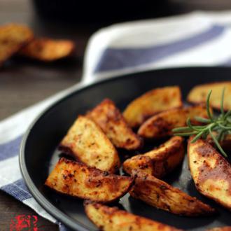 香辣烤薯角