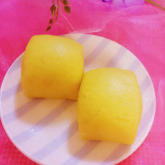 奶香玉米面馒头