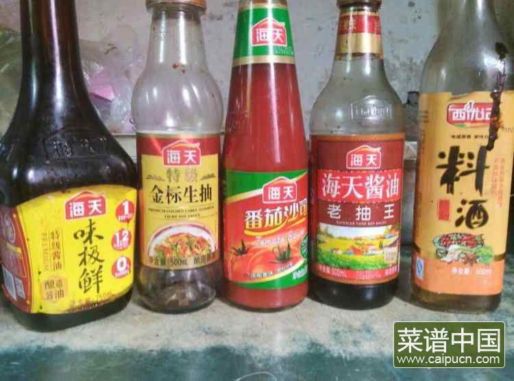 番茄酱排骨的做法步骤2