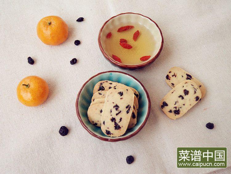 蓝莓饼干的做法步骤10