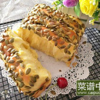 【烘焙甜点】南瓜籽排