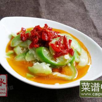 泡椒炝丝瓜