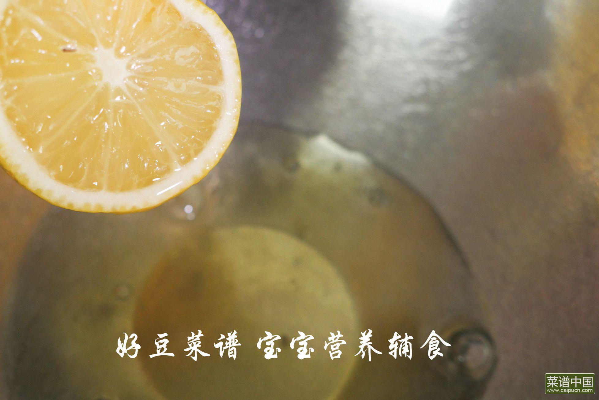 火龙果溶豆的做法步骤8