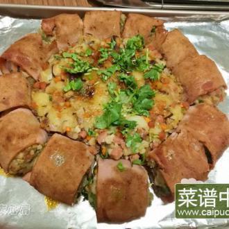 烤培根土豆泥