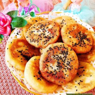 栗子糯米饼